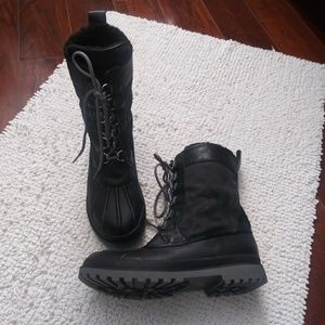 NWT Coach Laura winter boots